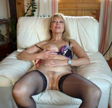Rencontre sexy que si mec vraiment respectable pour une femme cougar